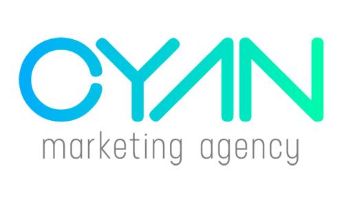 Cyan Marketing Logo