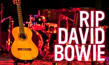 RIP David Bowie - web pioneer