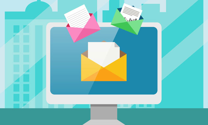 Reach out to customers with email marketing from £25 per month