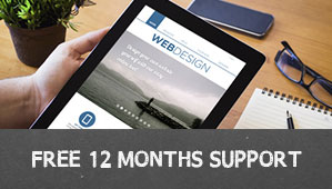 free 12 months support
