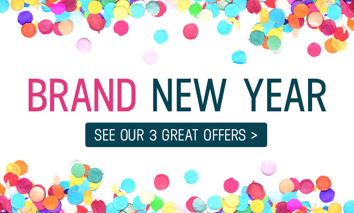 Brand New Year offers you cannot afford to miss